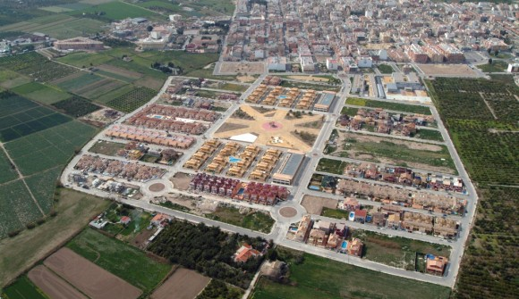El Bañet Urbanization