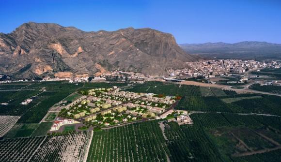 La Monsina Urbanization