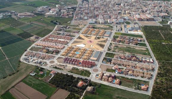Urbanización El Bañet