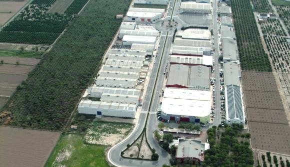 Polígono Industrial Los Barrios